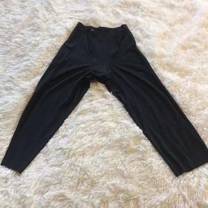 Body Shaper pant liner NWOT black by Jockey Slims